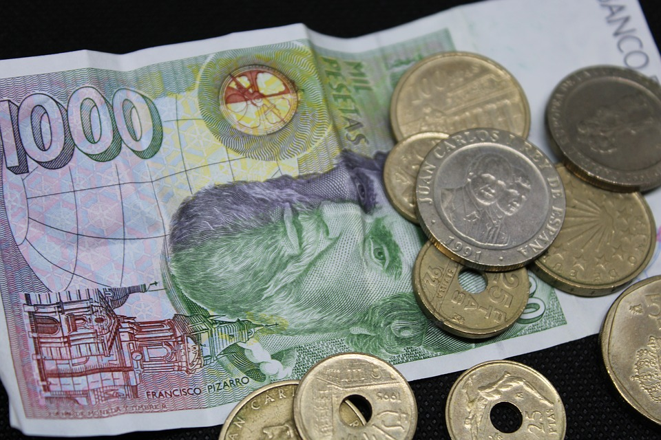španělské finance