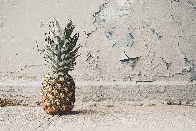 ananas u zdi