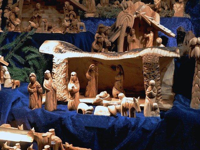 figurky v betlémě